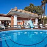 Amplia casa de tres plantas en Playa de Aro, Costa Brava.