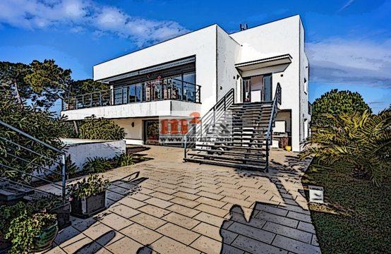 Villa moderne dans le quartier de Torre Valentina, Sant Antoni de Calonge, Costa Brava, Espagne.