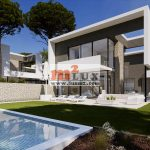 New house at the PGA Catalunya Resort Golf Club, Caldes de Malavella, Spain.