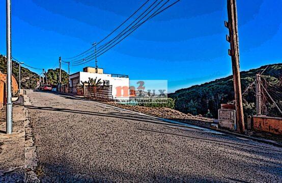 Parcelle de terrain dans l'urbanisation Serra Brava à Lloret de Mar, Costa Brava, Espagne.