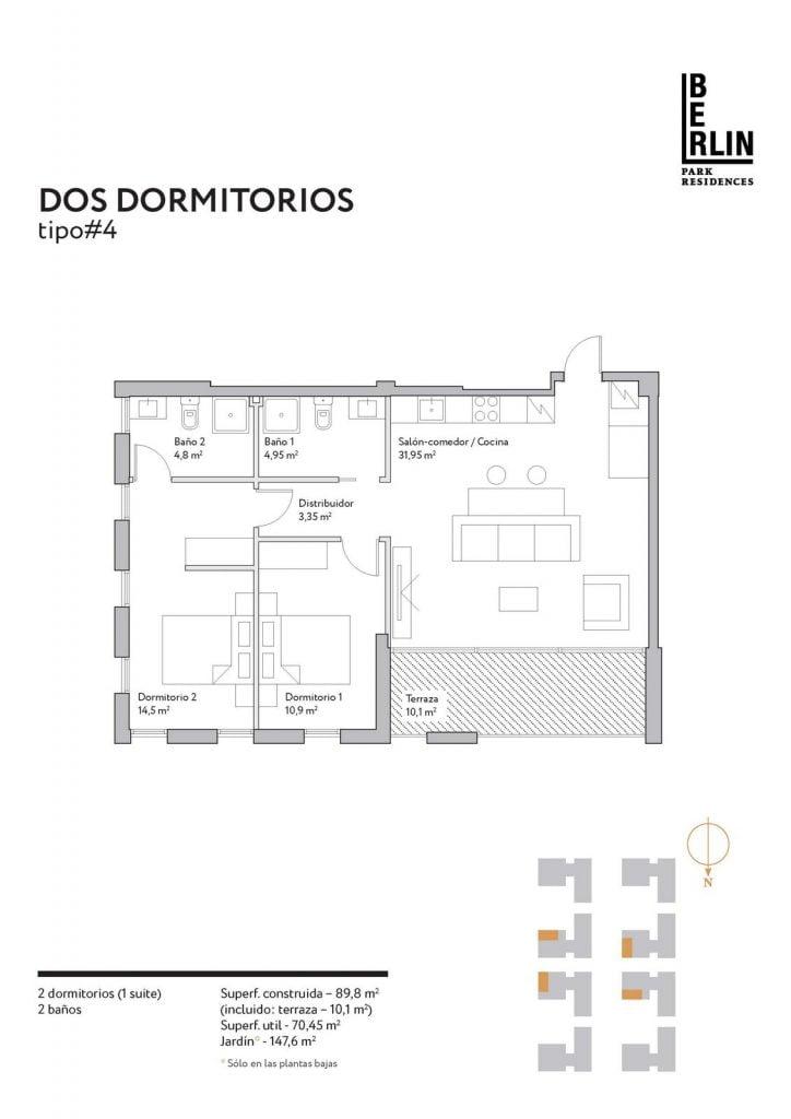 Floor Plan Type 4