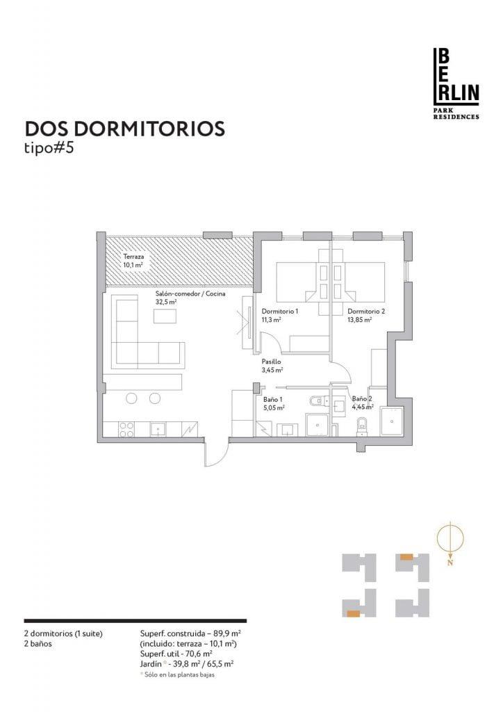 Floor Plan Type 5