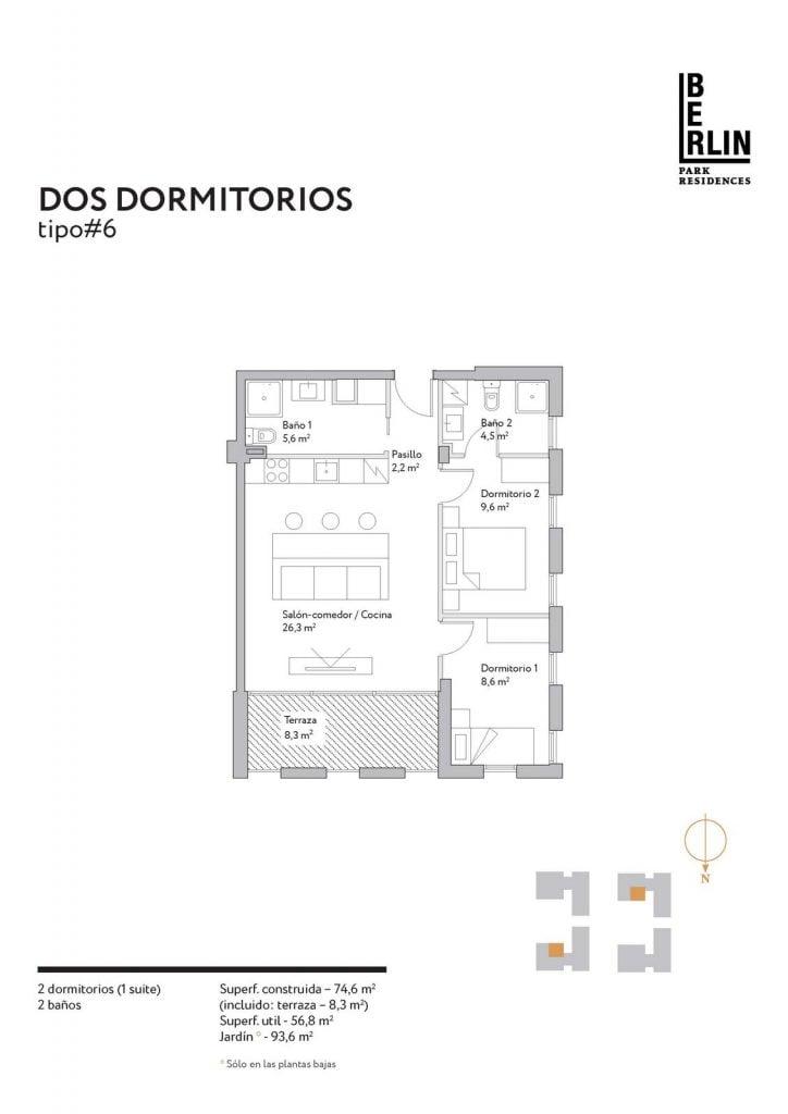 Floor Plan Type 6
