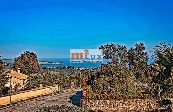 Summer rental – spacious house with sea views in the urbanization Mas Nou, Playa de Aro, Costa Brava, Spain.