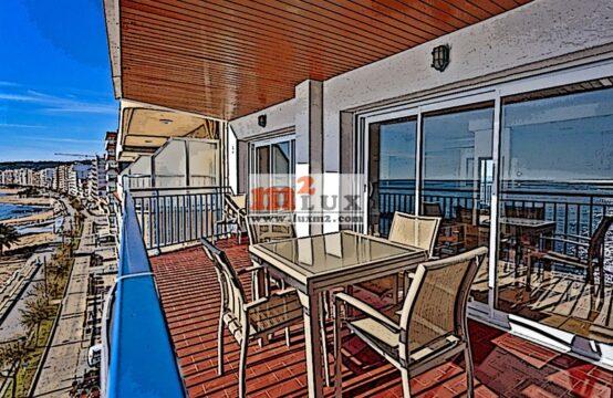 Apartament a primera línia de mar, Sant Antoni de Calonge, Costa Brava.