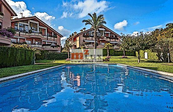 Apartament d'1 dormitori a Platja d'Aro, Costa Brava.
