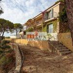 Villa with gorgeous sea views, Sant Feliu de Guixols, Costa Brava, Spain.
